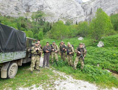 В Кавказском заповеднике задержали злоумышленника, нанёсшего ущерб на 2 миллиона рублей