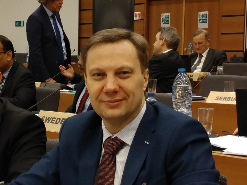 Алексей Губин: необходимость маркировки увеличит количество дел об АП