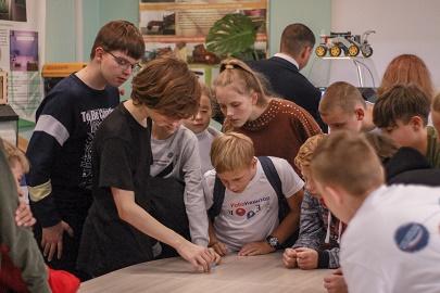 В Рязани школьникам предложили сконструировать агророботов