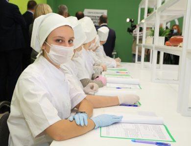 В Рязанском агротехнологическом университете открыли мастерские по стандартам WorldSkills