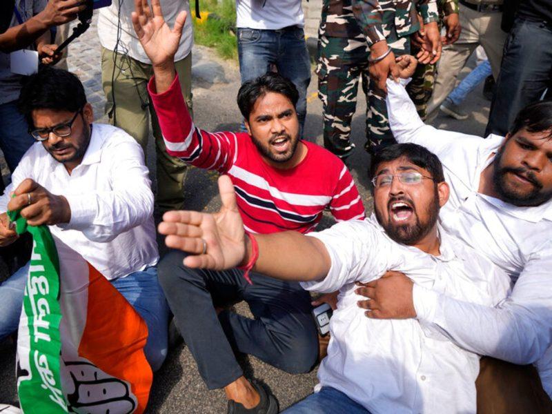 Протесты фермеров в Индии: 9 человек убито